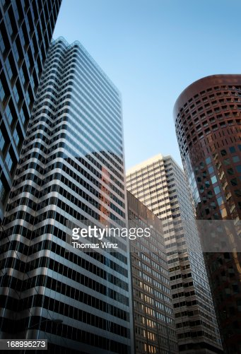 Highrise buildings : Stock Photo