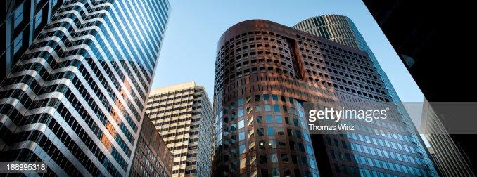 Highrise buildings : Stockfoto