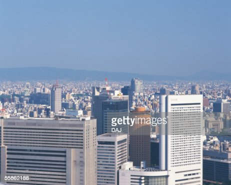 High-rise buildings : Stock Photo