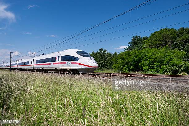 ICE Highspeed train