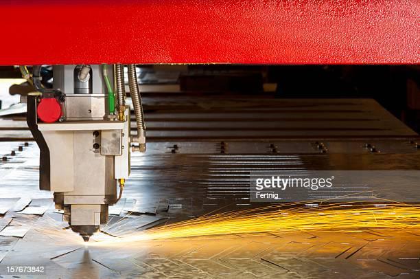 High-tech dell'utensile da taglio laser metallo