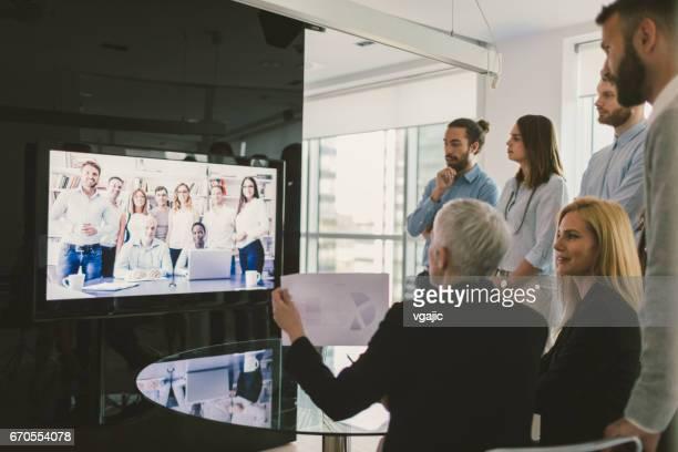 High-Tech Meeting