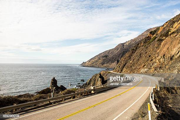 Highway 1 near Big Sur.