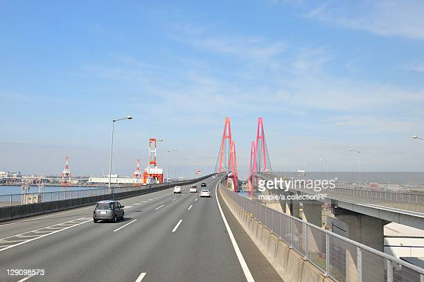 Highway , Aichi Prefecture, Japan