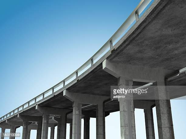 Pont de l'autoroute