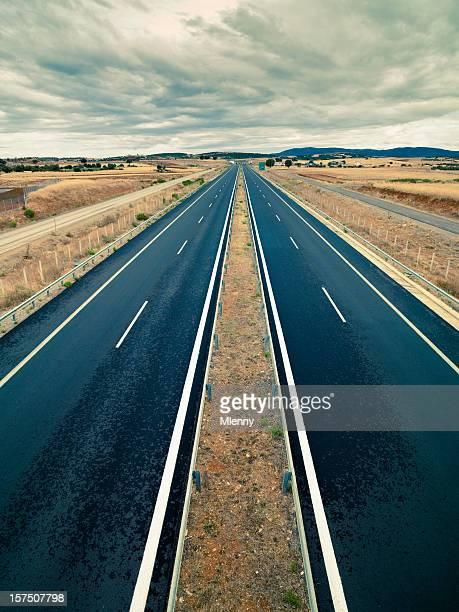 Highway Verbindungstür Griechenland und der Türkei Bau der neuen Egnatia Odos