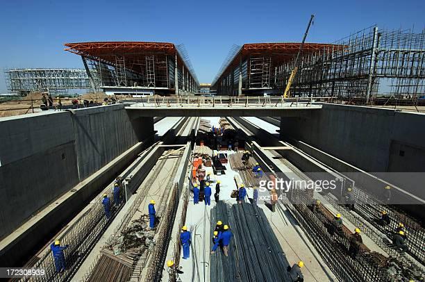 Highway costruzione