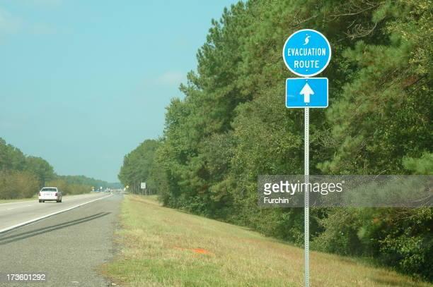 Highway Evacuation Route