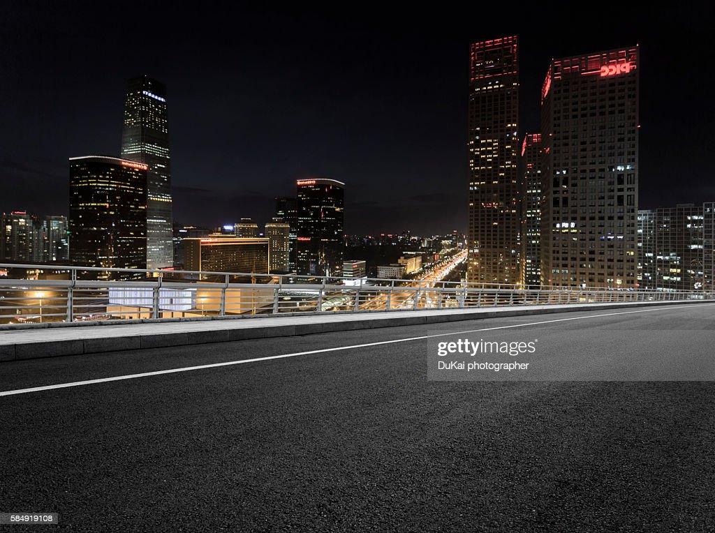 highway in beijing