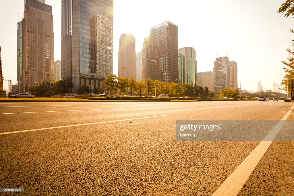 highway in Shenzhen : Stock Photo
