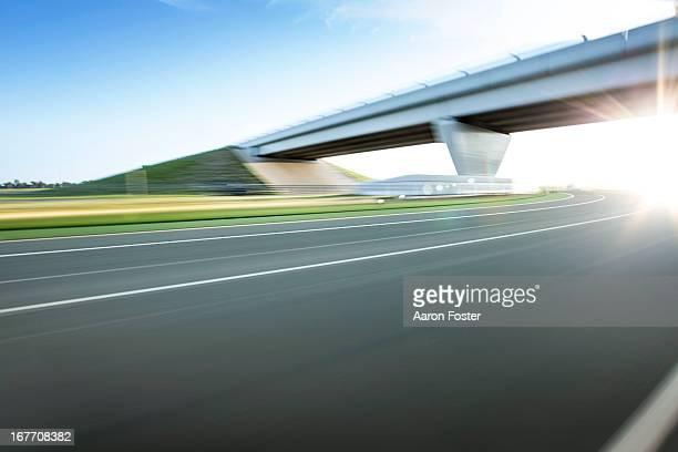 Highway over pass
