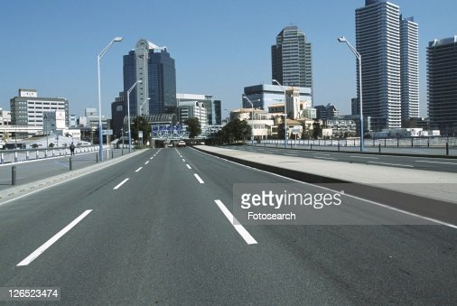 Highway : Stock Photo