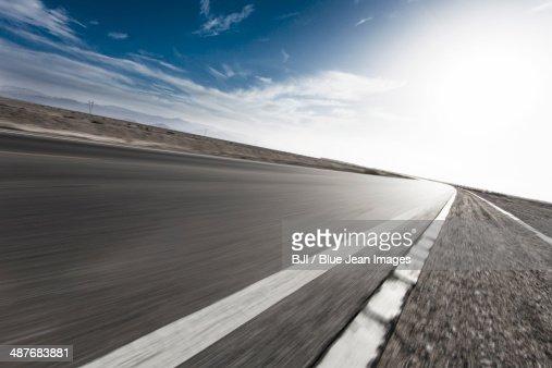 Highway, Qinghai Province