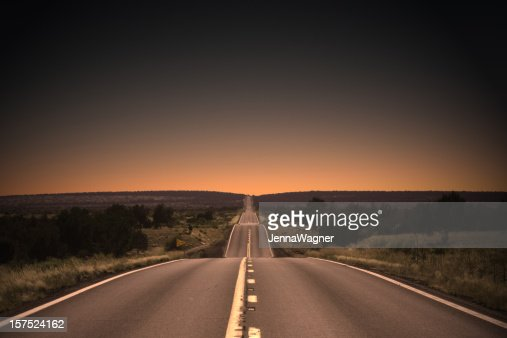 Highway to the Sunset