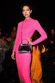 ITA: Fendi - Front Row - Milan Fashion Week Spring/Summer 2020