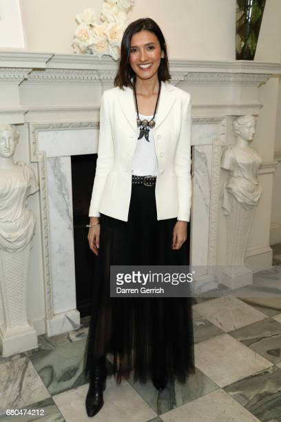 Hikari Yokoyama attends the Clos19 Launch Dinner #Clos19Moments on May 8 2017 in London England
