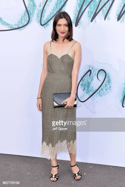 Hikari Yokoyama attends The Serpentine Galleries Summer Party at The Serpentine Gallery on June 28 2017 in London England