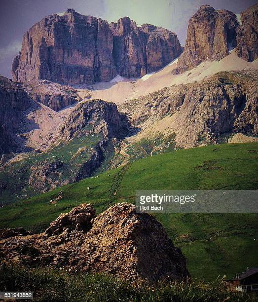 Hike in Sella Region / Dolomites