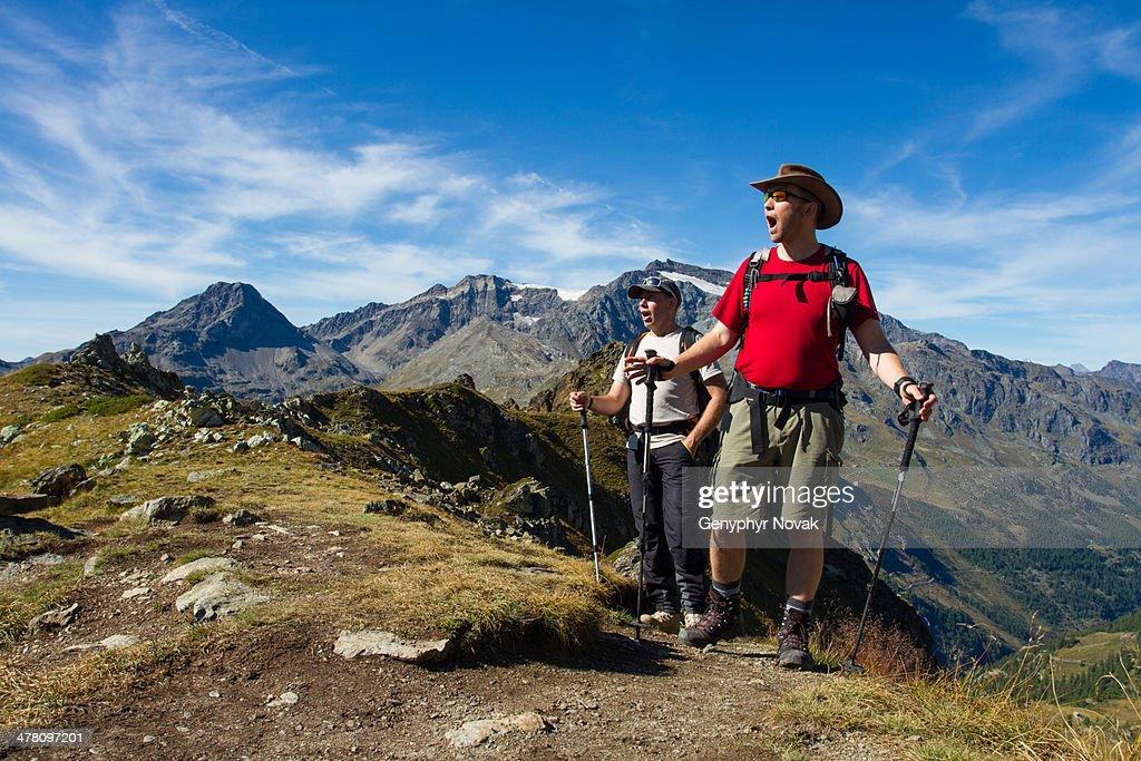 Hike to Refugio Bezzi
