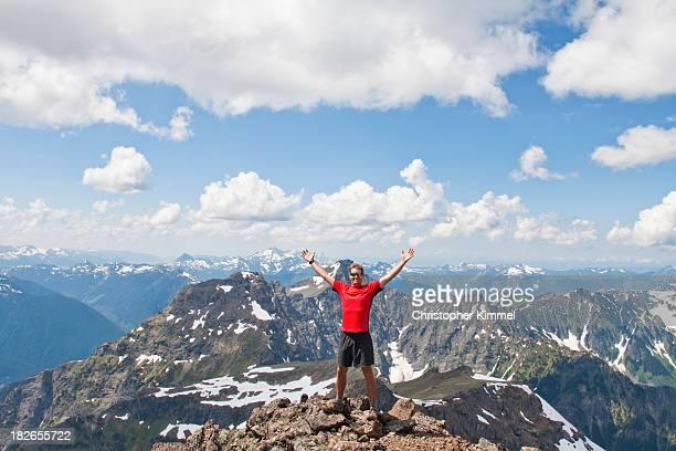 Hike to Silvertip Mountain
