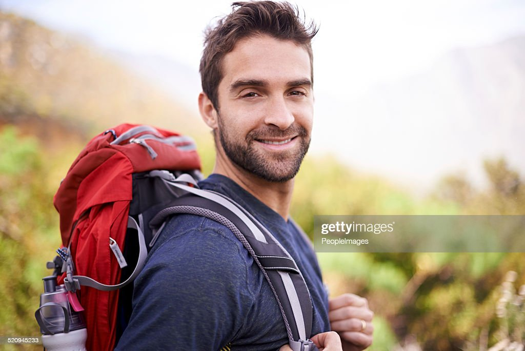 Hikers are happiest