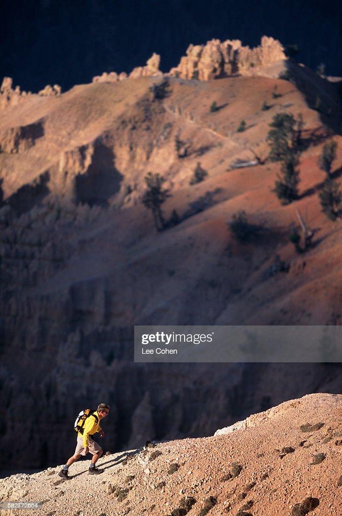 Hiking Along Cedar Breaks National Monument