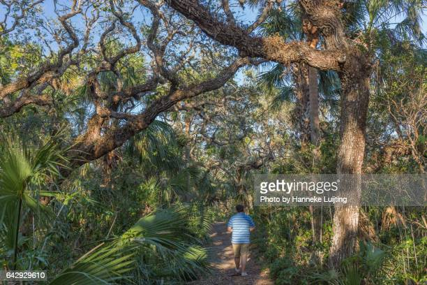 Hiking in Canaveral National Seashore
