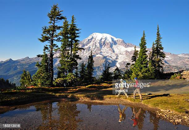 Hiking Mt. Rainier