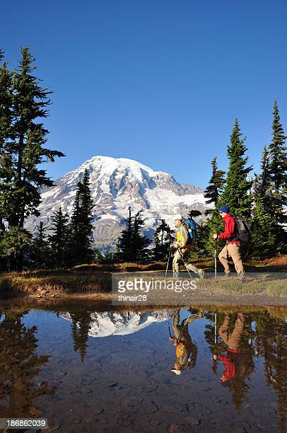 Hiking Mt. Rainier