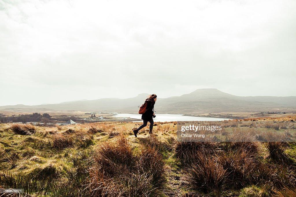 Hiking : Stock Photo