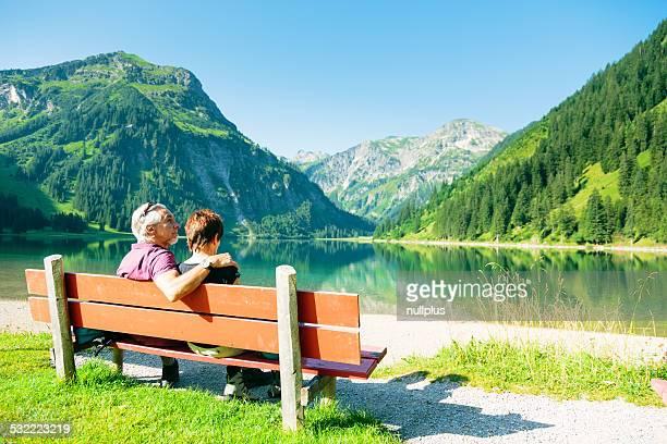 Wandern Senioren