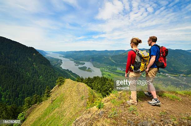 Hiking the Columbia Gorge