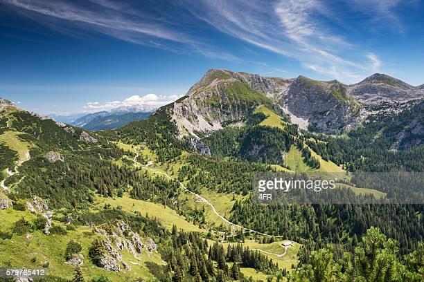 Hiking Trails, Königssee, Jenner, Berchtesgaden