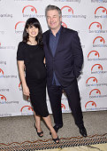 Hilaria Baldwin and Alec Baldwin attend the 6th Annual Bent On Learning Inspire Gala at Capitale on March 10 2015 in New York City