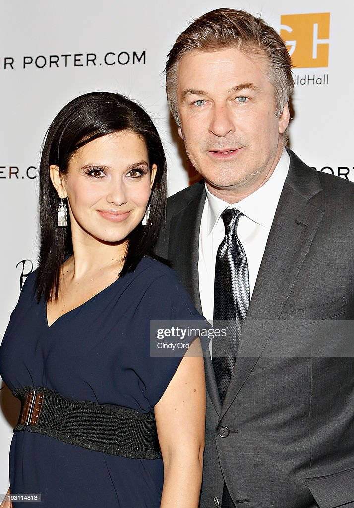 <a gi-track='captionPersonalityLinkClicked' href=/galleries/search?phrase=Hilaria+Baldwin&family=editorial&specificpeople=7856471 ng-click='$event.stopPropagation()'>Hilaria Baldwin</a> and <a gi-track='captionPersonalityLinkClicked' href=/galleries/search?phrase=Alec+Baldwin&family=editorial&specificpeople=202864 ng-click='$event.stopPropagation()'>Alec Baldwin</a> attend the Guild Hall: Academy Of The Arts Lifetime Achievement Awards at The Plaza Hotel on March 4, 2013 in New York City.