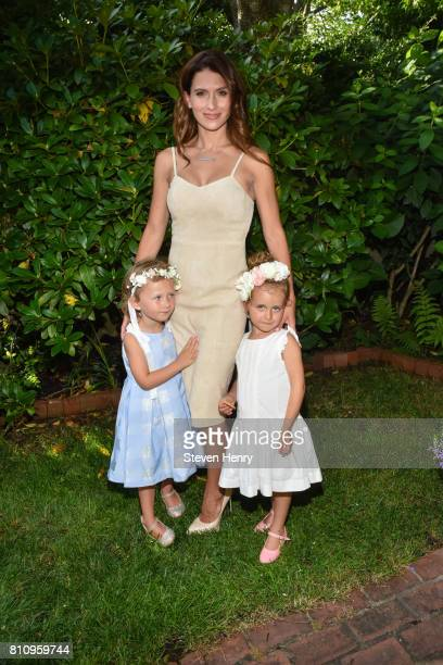 Hilaria Baldwin attends The Hamptons International Film Festival SummerDocs Series Screening of NOBODY SPEAK TRIALS OF THE FREE PRESS at The Baker...