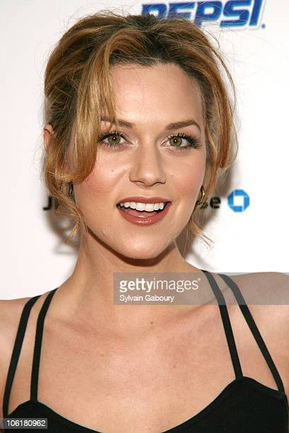Hilarie Burton during 'The Brck Awards' Arrivals at The Nokia Theatre at 1550 Broadway and 44th Street in New York City New York United States