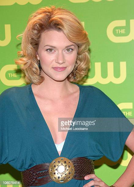 Hilarie Burton during The CW 20062007 Prime Time Preview at Madison Square Garden in New York City New York United States