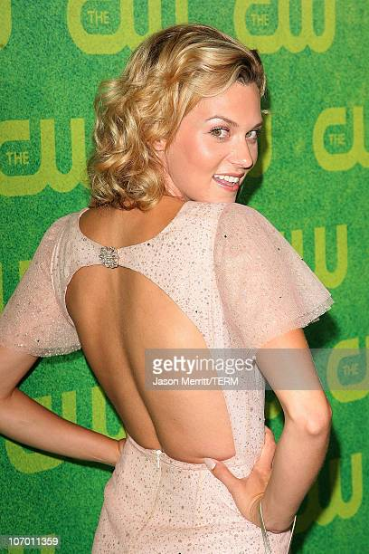 Hilarie Burton during The CW's Summer 2006 TCA Party Arrivals at Ritz Carlton in Pasadena California United States