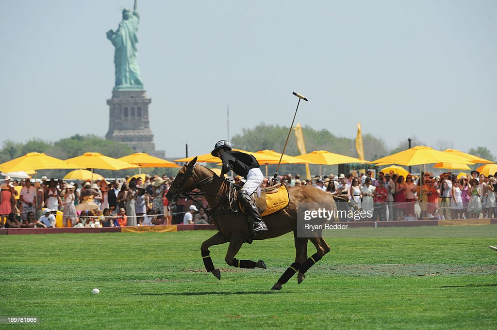 Hilario Figueras attends the sixth annual Veuve Clicquot Polo match Classic on June 1 2013 in Jersey City