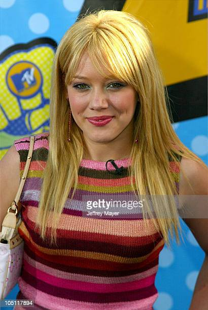 Hilary Duff Stock Photos and Pictures