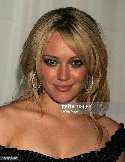 Hilary Duff during 2004 World Music Awards Arrivals at The Thomas and Mack Center in Las Vegas Nevada United States