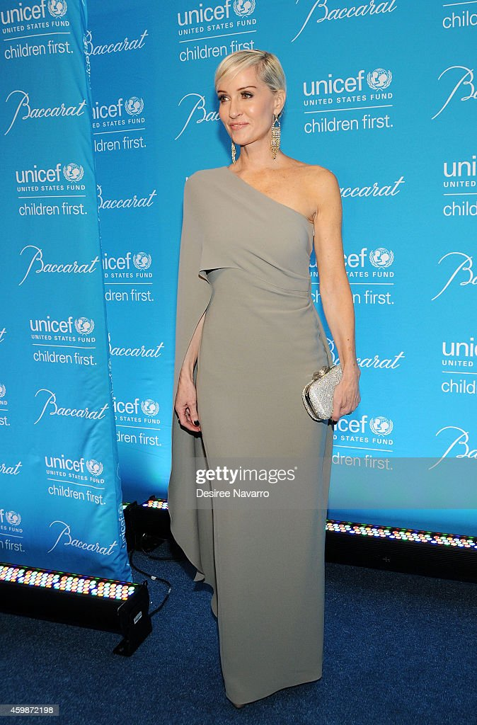 Hilary Gumbel attends the 10th Annual Unicef Snowflake Ball at Cipriani Wall Street on December 2, 2014 in New York City.