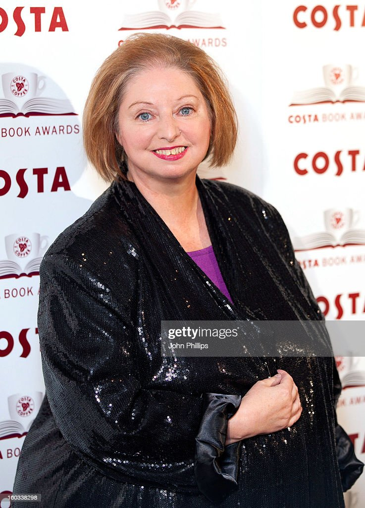 <a gi-track='captionPersonalityLinkClicked' href=/galleries/search?phrase=Hilary+Mantel&family=editorial&specificpeople=590045 ng-click='$event.stopPropagation()'>Hilary Mantel</a> attends the Costa Book of the Year awards at Quaglino's on January 29, 2013 in London, England.