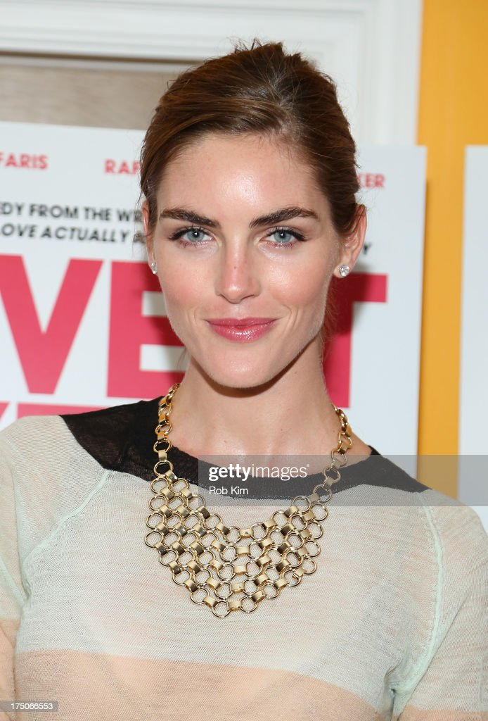 <a gi-track='captionPersonalityLinkClicked' href=/galleries/search?phrase=Hilary+Rhoda&family=editorial&specificpeople=637945 ng-click='$event.stopPropagation()'>Hilary Rhoda</a> arrives at 'I Give It A Year' Special New York Screening at 79 Crosby Street on July 30, 2013 in New York City.