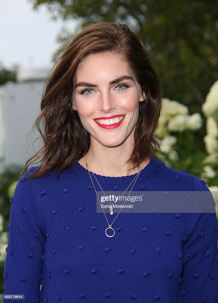 Hilary Rhoda attends the 3rd Annual Hamptons Paddle and Party for Pink benefitting the Breast Cancer Research Foundation on August 16 2014 in Sag...