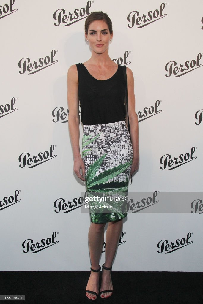 <a gi-track='captionPersonalityLinkClicked' href=/galleries/search?phrase=Hilary+Rhoda&family=editorial&specificpeople=637945 ng-click='$event.stopPropagation()'>Hilary Rhoda</a> attends the 'Persol Magnificent Obsessions:30 Stories Of Craftsmanship In Film' Opening at Museum of the Moving Image on July 10, 2013 in the Queens borough of New York City.