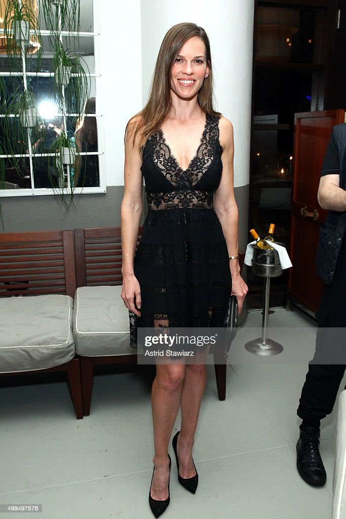 DuJour magazine's Jason Binn's Annual Art Basel Kick-Off hosted by Hilary Swank, Adrien Brody, Bruce Weber and Nan Busch presented by Blackberry Priv and 50 Bleu.