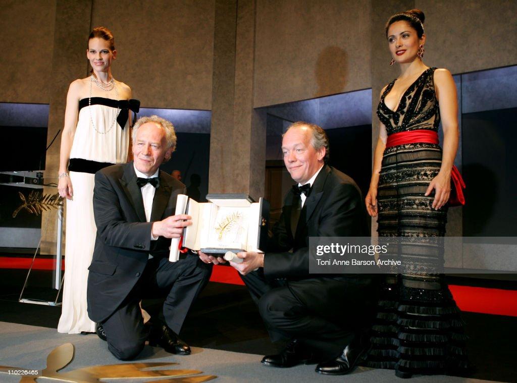 2005 Cannes Film Festival - Cannes Awards Inside