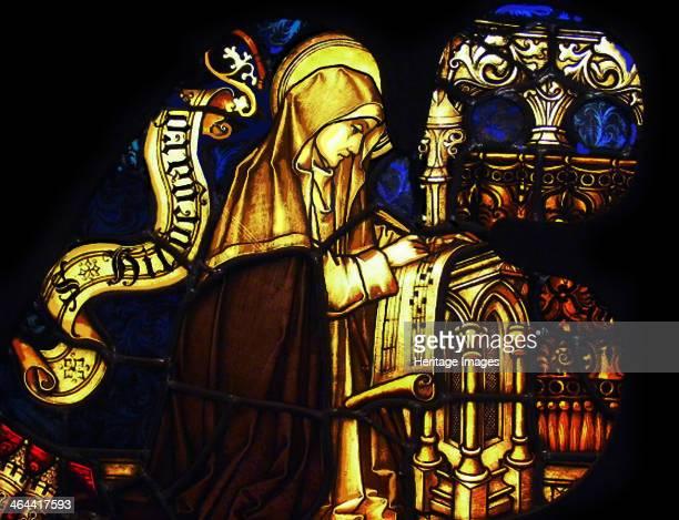 Hildegard of Bingen Found in the collection of the Eibingen Abbey